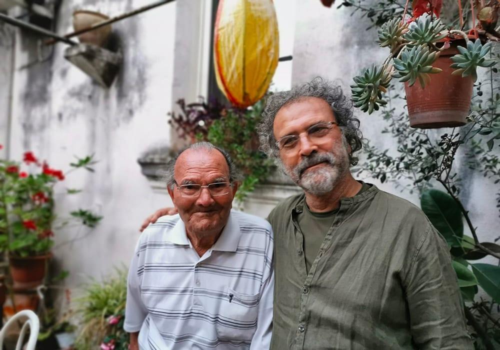 Cici Cafaro e Daniele Durante, intervista a Calimera