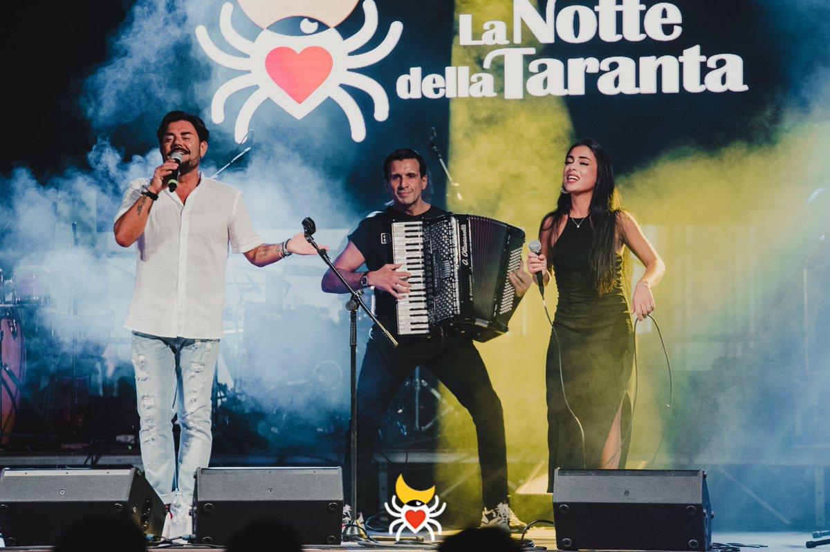 ENZO PETRACHI al festival della Notte della Taranta 2021 a LECCE
