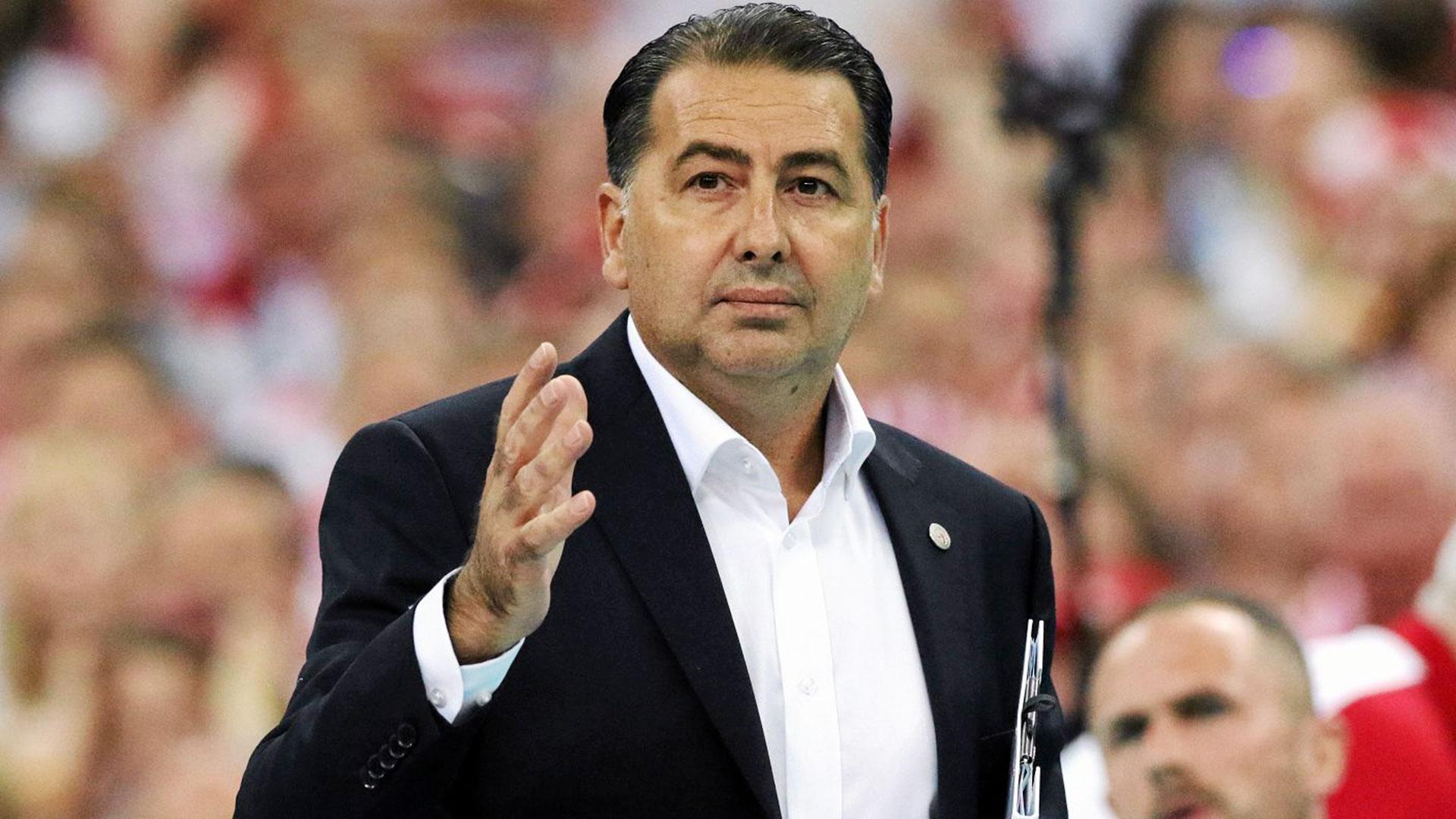l'allenatore salentino Fefè De Giorgi, vince l'Europeo 2021 con l'Italia del Volley